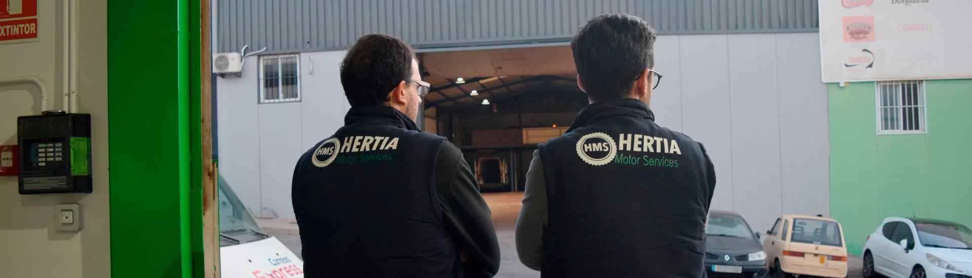 Hertia Motor Services